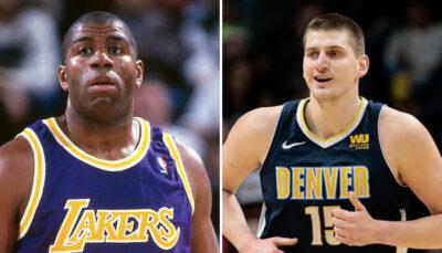 NBA – Le seul joueur qui a affronté Magic Johnson… et Nikola Jokic !