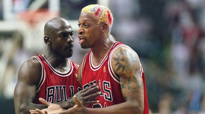 Quand Jordan lâchait sauvagement la vérité sur la taille de Rodman