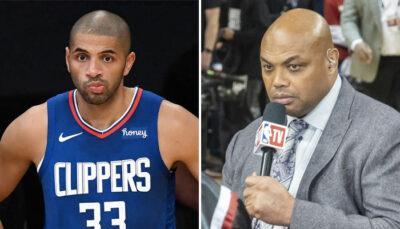 NBA – La décla piquante de Charles Barkley sur Nicolas Batum