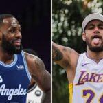 NBA – Neymar révèle une géniale fresque de légendes NBA, LeBron réagit !