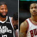 NBA – Paul George compare un jeune joueur à Derrick Rose dans son prime !