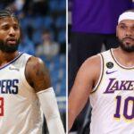 NBA – La réponse parfaite de Paul George au tacle à la gorge de Dudley