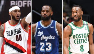 NBA – Melo et Kemba réagissent à l'avis incendiaire de LeBron sur le All-Star Game