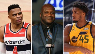 NBA – Shaq lâche une nouvelle décla polémique sur Mitchell et Westbrook !