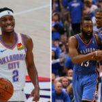 NBA – Une jeune star rejoint Kevin Durant et James Harden dans l'histoire du Thunder !