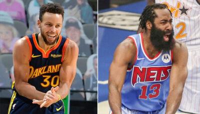 NBA – James Harden bientôt dépassé par… Steph Curry ?