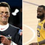 NBA – Les joueurs réagissent au sacre de Tom Brady lors du Super Bowl !