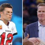 NBA – Steve Kerr dégomme parfaitement… Tom Brady !