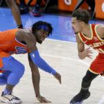 NBA – L'erreur incroyable et insolite lors du match entre Thunder et Hawks !