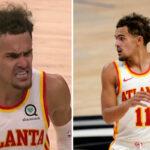 NBA – Furieux, Trae Young dégomme les arbitres !