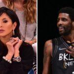 NBA – Vanessa Bryant réagit à l'idée folle de Kyrie pour Kobe
