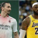 NBA – LeBron tacle Zlatan Ibrahimovic en 3 mots !
