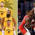 NBA – Le roster de 12 joueurs All-California qui claquerait 82-0