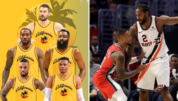 La All-Californie Team ferait des dégâts en NBA