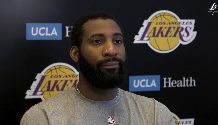Andre Drummond s'est exprimé à propos de LeBron James lors de son arrivée chez les Lakers NBA