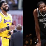 NBA – KD lâche son roster all-time… et défend corps et âme Anthony Davis !