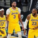 NBA – Excellente nouvelle pour les Lakers dans ce final !