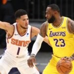 NBA – Un membre des Lakers clashe ouvertement les Suns !