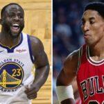 NBA  – La stat où Draymond explose Pippen, Magic, Wilt et bien d'autres légendes !