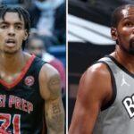 NBA – La pépite Emoni Bates sur le point de choquer tout le monde