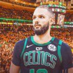 NBA – Le boss des Celtics évoque l'avenir d'Evan Fournier