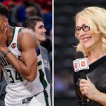 NBA – Les commentaires salaces de Doris Burke en plein duel Kawhi/Giannis affolent la toile