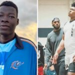 NBA/HS – 4m40, 250 kilos : Big Naija et Big Jah, les 2 mutants de demain
