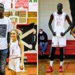 HS/NBA – Bol Kuir, le lycéen-mutant qui vient de gober 42 rebonds !