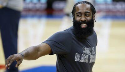 NBA – James Harden poste un message viral très fort sur les Nets