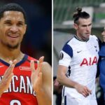 NBA – Josh Hart saccage Tottenham sans pitié après les propos de Gareth Bale