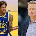 NBA – Kelly Oubre s'oppose publiquement à Steve Kerr