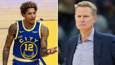 NBA – Kelly Oubre s'oppose publiquement à Steve Kerr