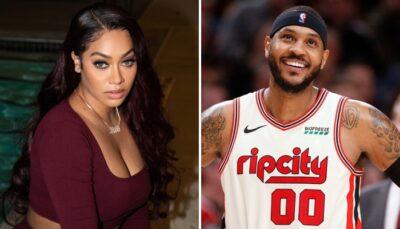 NBA – La femme de Melo affole la toile en tenue Playboy