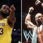 NBA – LeBron débarque à la salle avec une tenue culte !