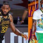 NBA – Pourquoi les chaussures aux mains de LeBron ont fait un énorme buzz