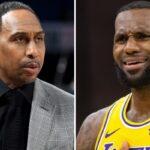 NBA – Le gros reproche de Stephen A. Smith contre LeBron James
