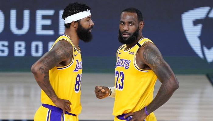Markieff Morris a été très dur avec lui-même après une piètre performance avec les Lakers