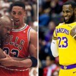 NBA – LeBron encense Curry et KD… au détriment de Jordan et Pippen
