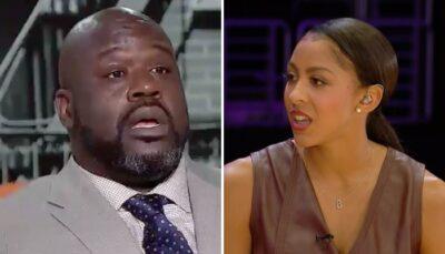 NBA – Shaq affiché par une légende WNBA en direct