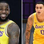 NBA – Les Lakers dégomment les Nets, le tweet piquant de Kuzma !