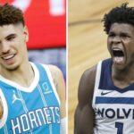 NBA – Snobé au profit de LaMelo Ball pour le ROY, Anthony Edwards en furie !