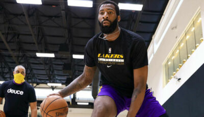NBA – Une franchise fait déjà les yeux doux à Drummond pour cet été !