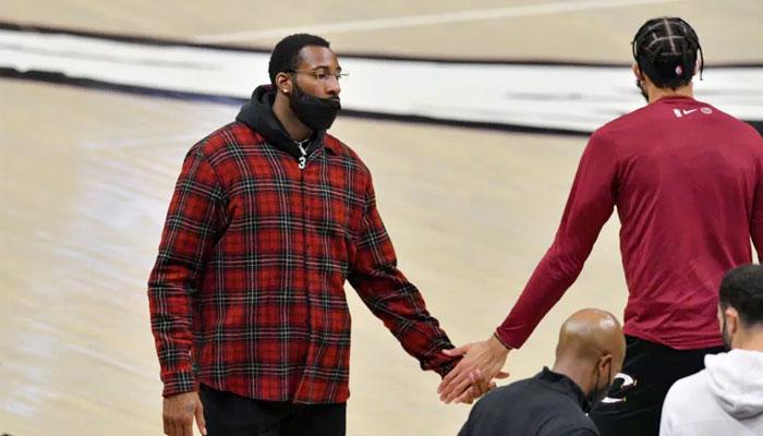 La franchise inattendue que Drummond a rencontré hier ! NBA