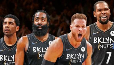 NBA – Le Big 5 des Nets en phase de signer un exploit quasi unique all-time !