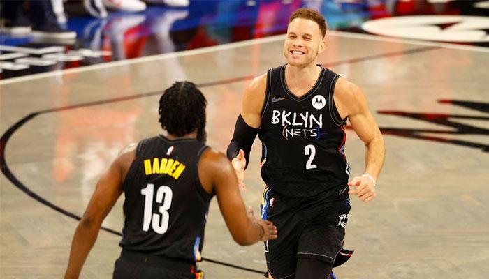 Blake Griffin a tenu promesse dès son premier match avec les Nets ! NBA