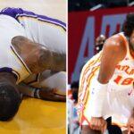 NBA – Insulté après avoir blessé LeBron, Solomon Hill réagit