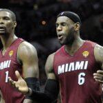 NBA – L'erreur suprême de la femme de Chris Bosh avec LeBron