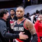 NBA – Le SMS qui a changé toute la saison de Damian Lillard