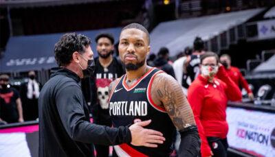 NBA – Damian Lillard dresse un inquiétant constat cash