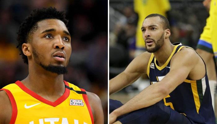 NBA - L'avion du Jazz frôle le désastre, Gobert et Mitchell réagissent ! NBA